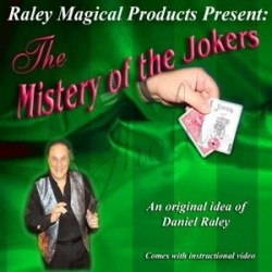 El Misterio de los Jokers en Bicycle (The Mistery of the Jokers) con DVD