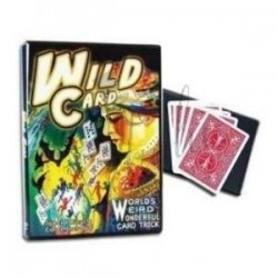 Las Cartas Salvajes en Bicycle (Wild Card)