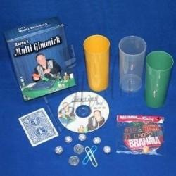 El Multi Gimmick con DVD - Daniel Raley
