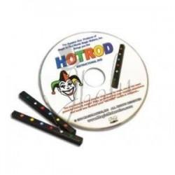 Paleta Caliente (Hot Rod) con DVD