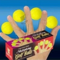 Multiplicación de Bolas de Golf (Multiplying Golf Balls)