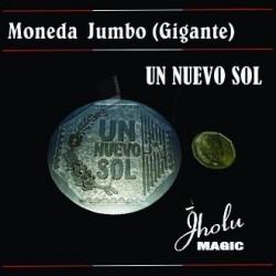 Moneda Jumbo en Nuevo Sol (Jumbo Coin) - Moneda Gigante