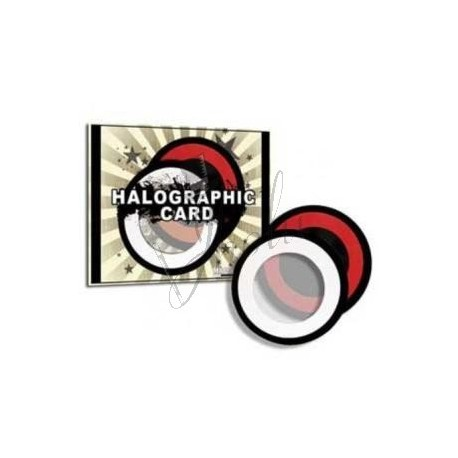 La Carta Holográfica (Halographic Card)