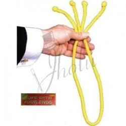 La soga o cuerda con cuatro extremos (Rope with four ends)