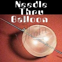 Aguja a través del Globo (Needle through balloon)
