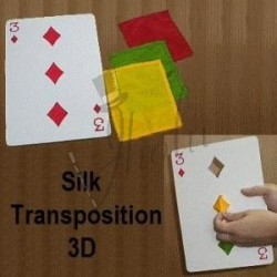 Transposición de Pañuelos en 3D (Silk Transposition 3D)