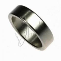 Anillo Magnético PK Plateado (PK Ring Magnetic Silver)