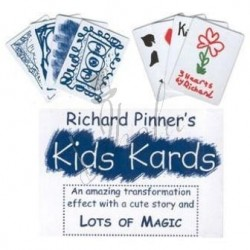 Kids Kards por Richard Pinner