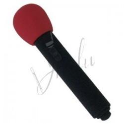 Microfono de Espuma (Foam Microphone)