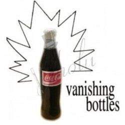 Botella de Coca Cola de Desaparición (Vanishing Coke Bottle)