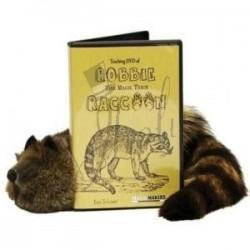 Robbie el Mapache (Robbie Raccoon) con DVD