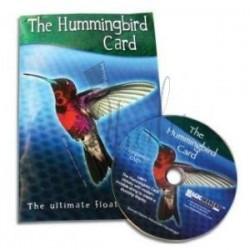 Carta Colibri - Carta que Flota (Hummingbird Card) con DVD