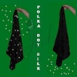 Pañuelo de Lunares (Polka Dot Silk)