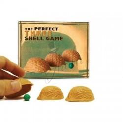 Juego de las Tres Nueces (Perfect 3 Shell Game)