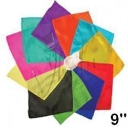 Pañuelo de Seda Cuadrado 9 pulgadas (Silk Handkerchief)