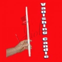 Vela de Desaparición Blanco (Vanishing Candle White) de Plástico