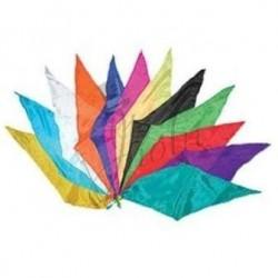 Pañuelo de Seda Diamante 12 pulgadas (Diamond Cut Silk)