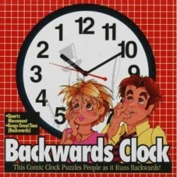 Reloj al Reves (Backwards Clock)