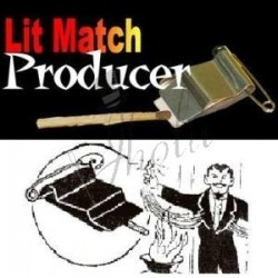 Productor de Fósforo Encendido (Lit Match Producer)