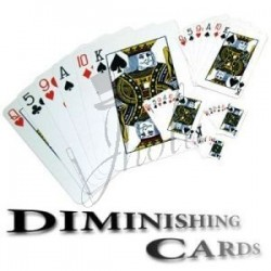 Cartas que Disminuyen (Diminishing Cards)
