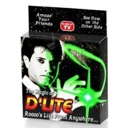 D'Lite en Verde (DLite Pair Green) por Rocco
