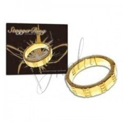 Anillo Himber Dorado (Himber Ring - Stagger Ring)
