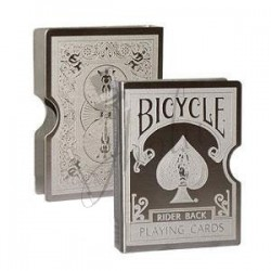 Protector de Barajas en Bicycle (Bicycle Card Clip)