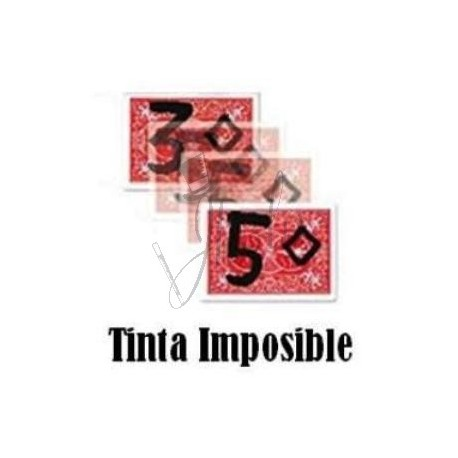 Tinta Imposible (Impossible Ink)