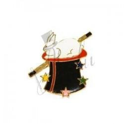 Pin de Magia - Galera Conejo (Magic Pin Rabbit)