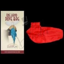 Cargador de Paloma para una mano (One Hand Dove Bag)