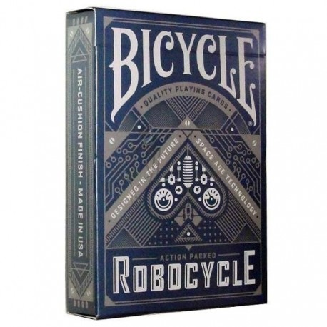 Robocycle Deck - The Future from Space Age