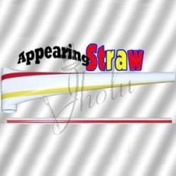 Aparición de Sorbete Gigante (Appearing Straw)