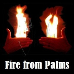 Fuego de las Manos (Fire from Palms)