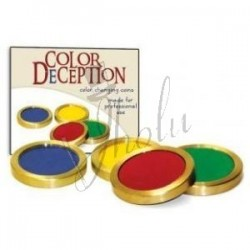 Chips Cambio de Color de Lujo (Color Deception Brass)