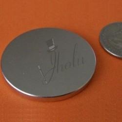 Imán de Neodimio en Disco 38mm x 3mm