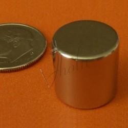 Imán de Neodimio en Disco 12mm x 12mm