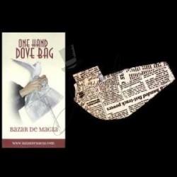 Cargador de Paloma para Periódico (One Hand Dove Bag)
