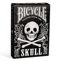Skull Deck en Bicycle