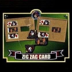 La Carta Zig Zag (Zig Zag Card) en Bicycle