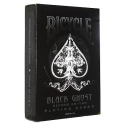 Ghost Black Deck - Ellusionist