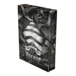 Arcane Black Deck - Ellusionist