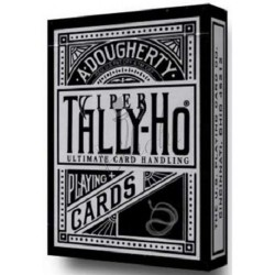 Tally Ho Viper Fan Black Deck - Ellusionist