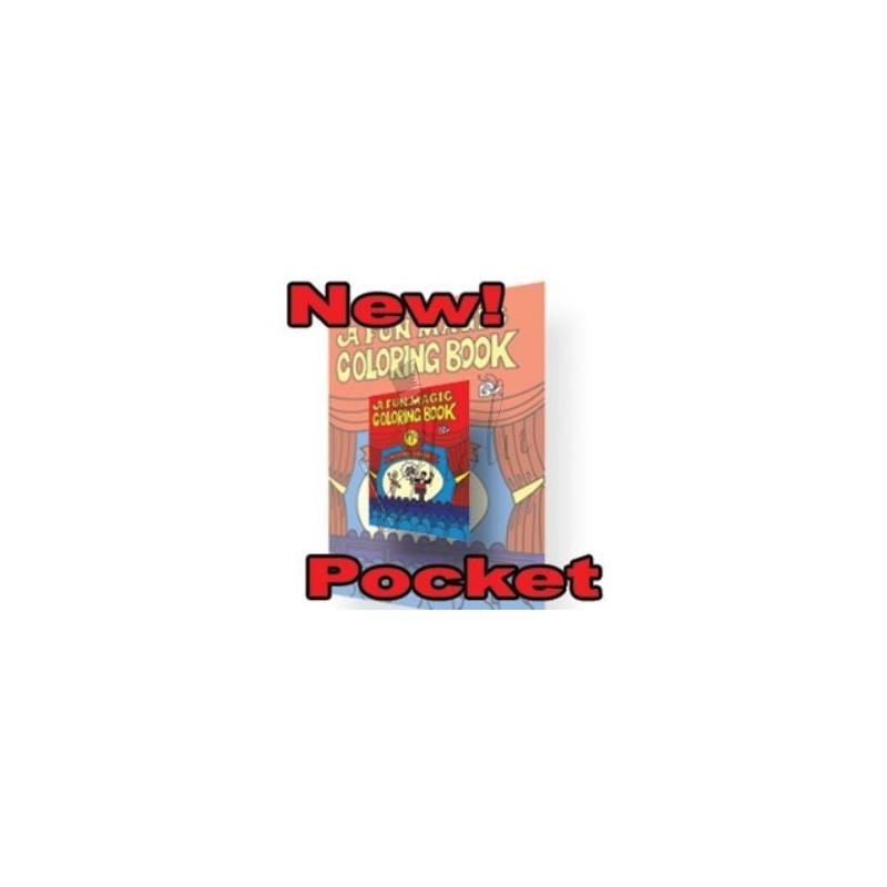 Libro de Colores de Bolsillo (Coloring Book Pocket) - Tienda de ...