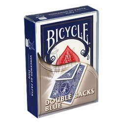 Cartas Doble Dorso Azul en Bicycle (Bicycle Double Back Blue)