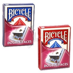 Cartas Doble Cara Regular en Bicycle (Bicycle Double Faces)