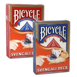 Baraja Radio en Bicycle (Svengali Deck)