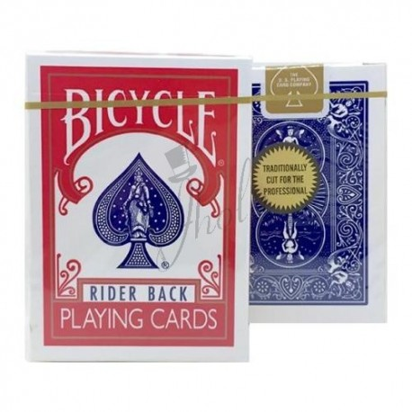 Gold Seal Deck en Bicycle - Richard Turner
