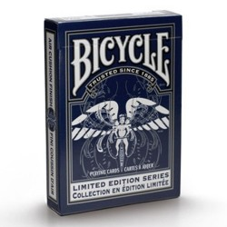 Limited Edition Series Blue Deck en Bicycle