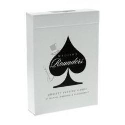 Madison Rounders Black Deck - Ellusionist