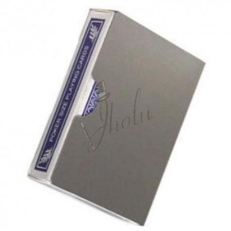 Protector de Barajas o Cartas Tamaño Poker (Card Guard)